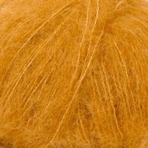 Drops Brushed Alpaca Silk- Curry- 19