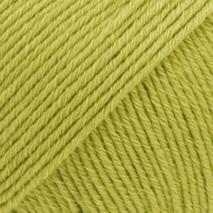 Drops Cotton Merino- Pistacjowy- 10